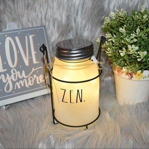 Rae Dunn Zen Mason Jar